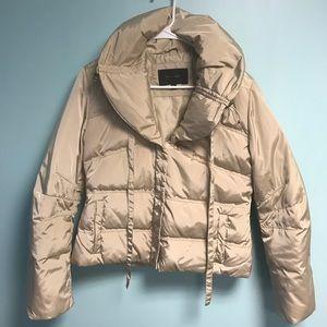 TAHARI down filled puffy coat